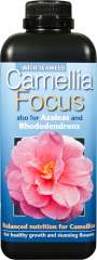 Camellia Focus - Balanced nutrition for all ericaceous species.