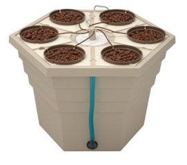 EcoGrower - EcoGrower Drip Hydroponic System.