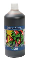 FloraMicro Nutrient - FloraMicro provides the plant with all necessary micro-elements, in a chelated form.