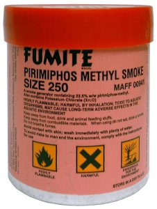 Fumite - The Famous Fogger.