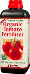 Green Future Organic Tomato Nutrient - Organic nutrient specifically formulated for tomatoes.