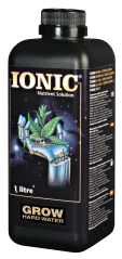 Ionic Hydro Hard Water - Ionic formulations for hydroponic systems in hard water areas.