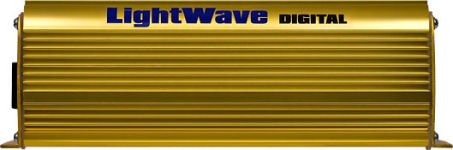 Lightwave Digital Ballast - Horticultural HID Lighting Ballast