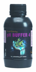 pH Buffer 4 - A buffer solution set at pH 4.