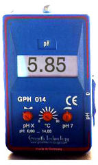 ph PRO Digital pH Meter - A best selling and extremely high quality pH meter.