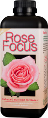 Rose Focus - A unique liquid nutrient formulation for roses.